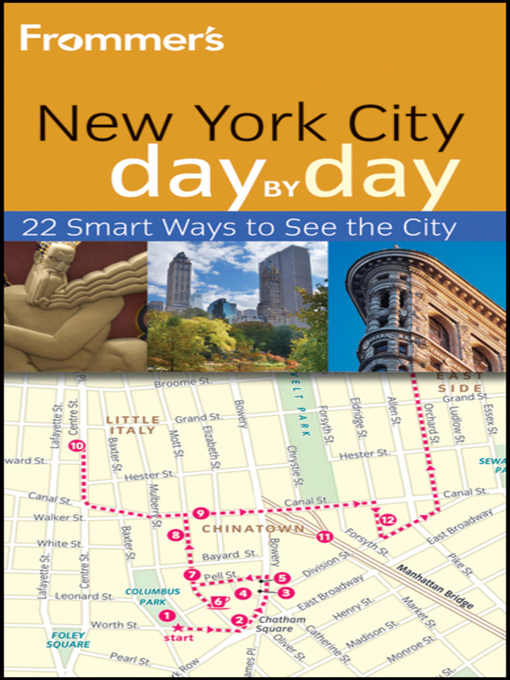 Title details for Frommer's New York City Day by Day by Alexis Lipsitz Flippin - Available