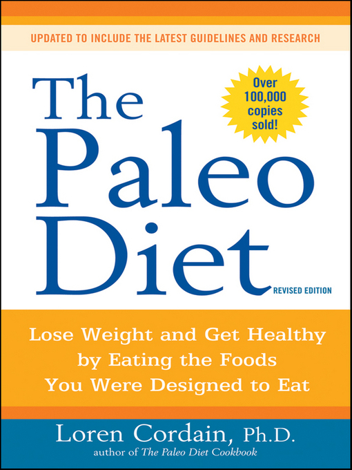 Cover of The Paleo Diet