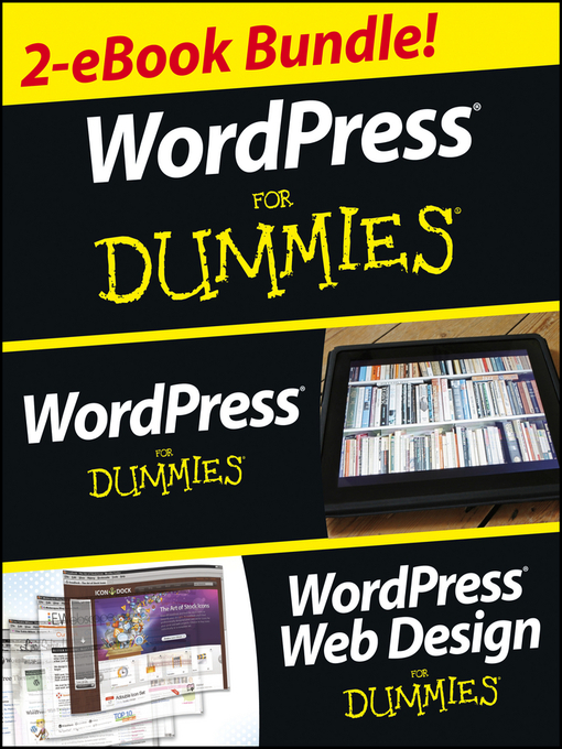Title details for WordPress For Dummies eBook Set by Lisa Sabin-Wilson - Available