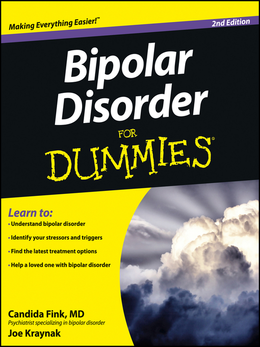 Title details for Bipolar Disorder For Dummies by Candida Fink - Available
