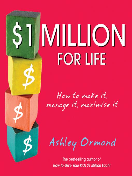 Title details for $1 Million for Life by Ashley Ormond - Wait list