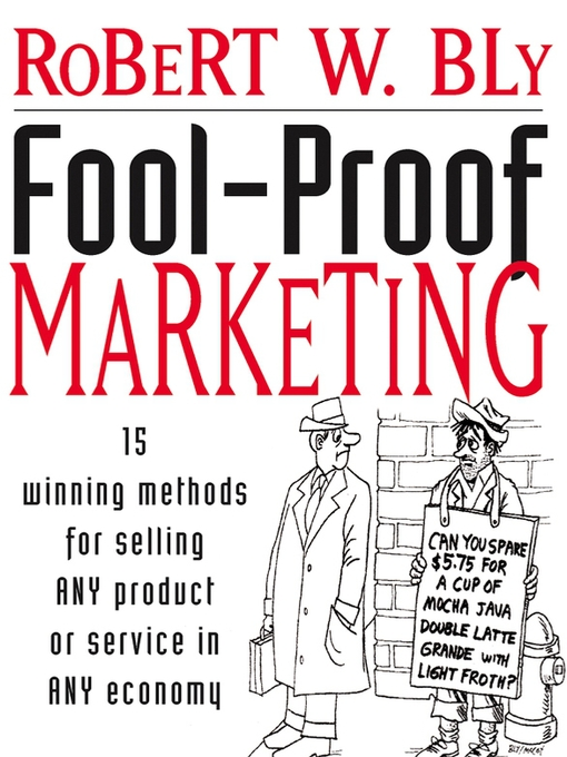 Cover of Fool-Proof Marketing