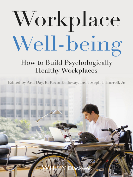 Title details for Workplace Well-being by Arla Day - Available