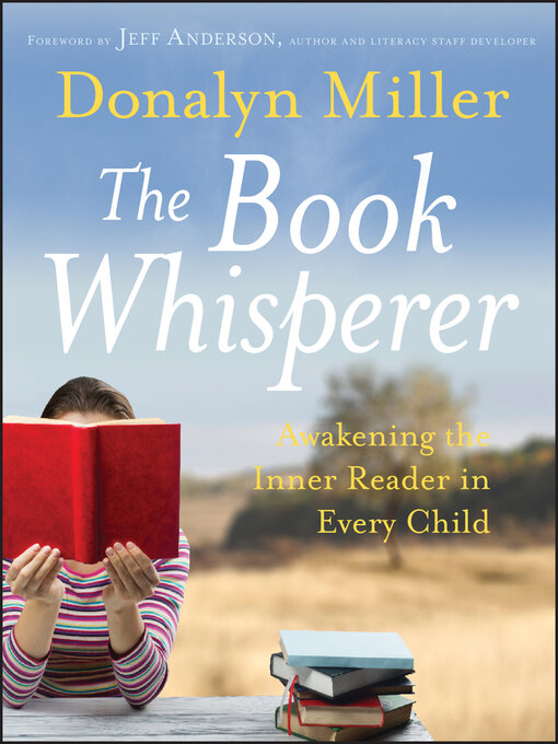 Cover of The Book Whisperer
