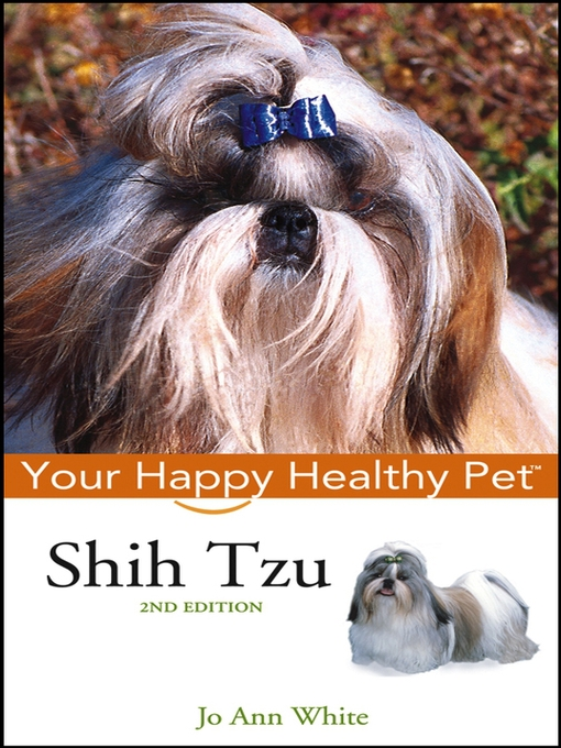 Title details for Shih Tzu by Jo Ann White - Available