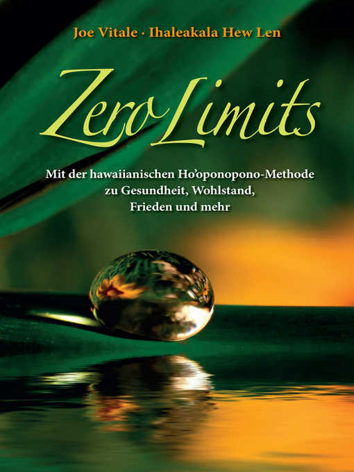 Title details for Zero Limits by Joe Vitale - Available