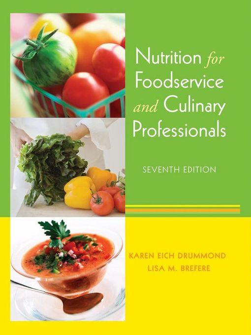 culinary professionalism
