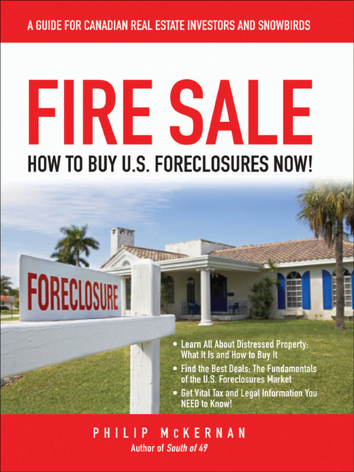 Title details for Fire Sale by Philip McKernan - Available
