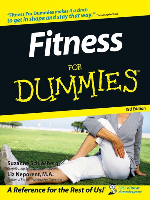 Title details for Fitness For Dummies by Suzanne Schlosberg - Available