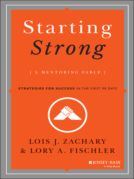 Starting Strong A Mentoring Fable