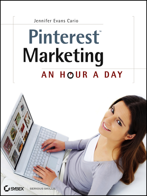 Title details for Pinterest Marketing by Jennifer Evans Cario - Available