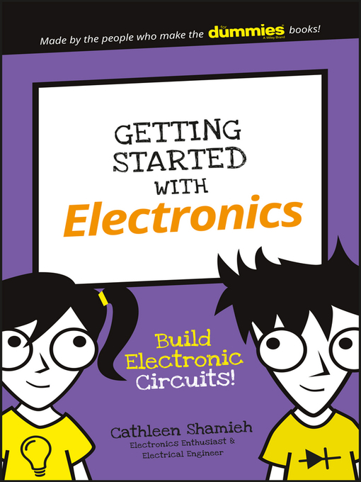 Cover image for Getting Started with Electronics