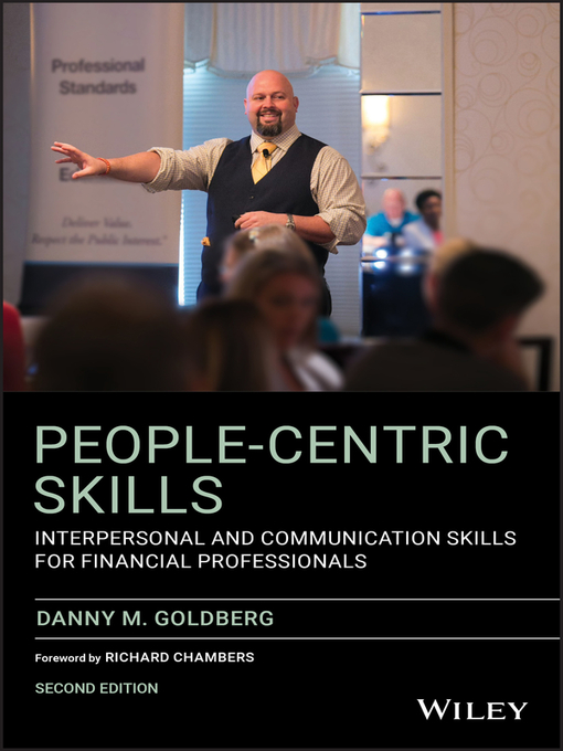Title details for People-Centric Skills by Danny M. Goldberg - Available
