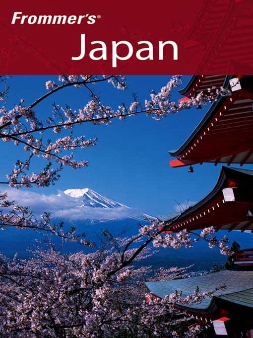 Title details for Frommer's Japan by Beth Reiber - Wait list