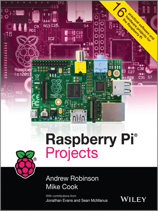Title details for Raspberry Pi Projects by Andrew Robinson - Available