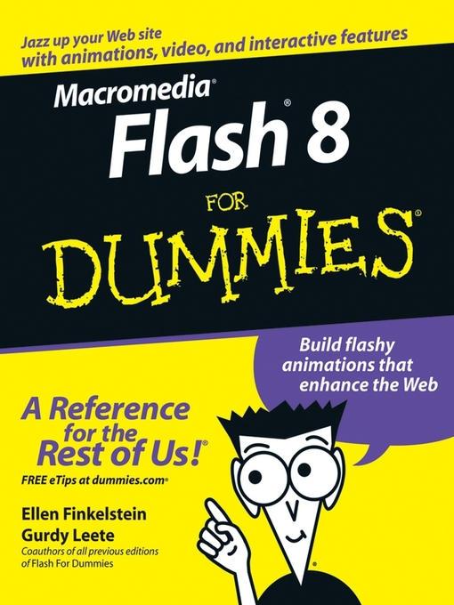 Title details for Macromedia Flash 8 For Dummies by Ellen Finkelstein - Available
