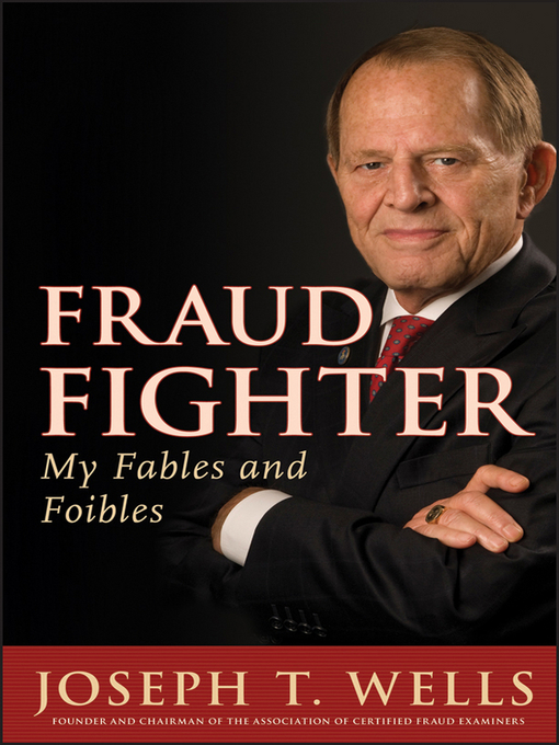 Cover of Fraud Fighter