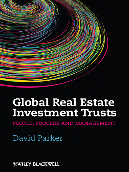 Cover of Global Real Estate Investment Trusts