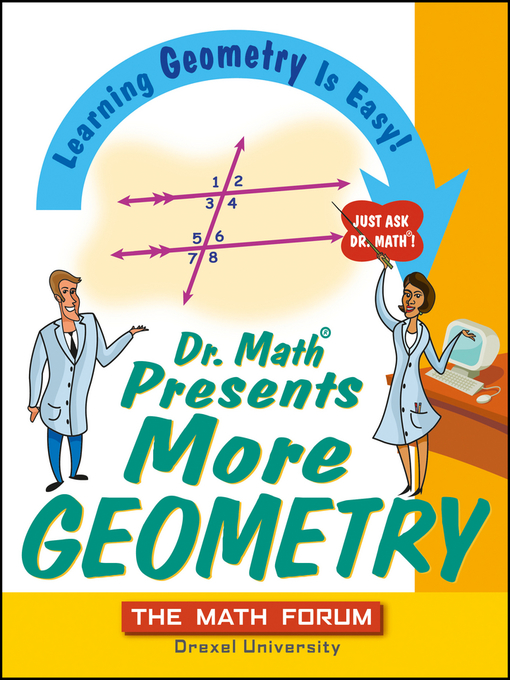 Title details for Dr. Math Presents More Geometry by The Math Forum - Available