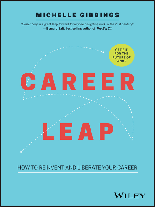 Title details for Career Leap by Michelle Gibbings - Available