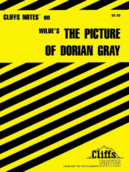 Title details for CliffsNotes on Wilde's The Picture of Dorian Gray by Stanley P. Baldwin - Available