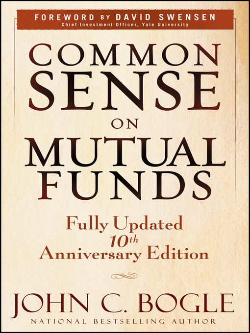 Title details for Common Sense on Mutual Funds by John C. Bogle - Wait list