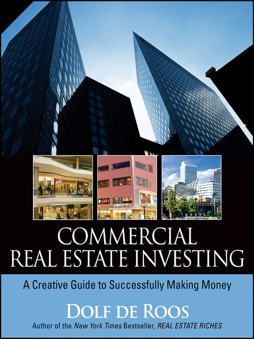 Title details for Commercial Real Estate Investing by Dolf De Roos - Available