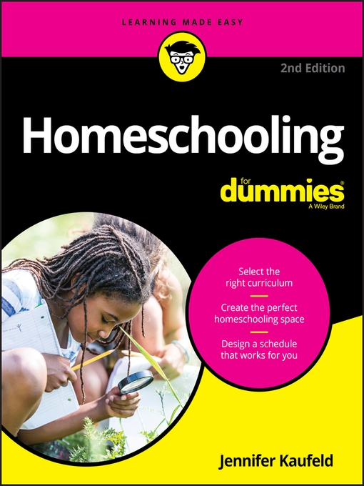 Title details for Homeschooling For Dummies by Wiley - Available