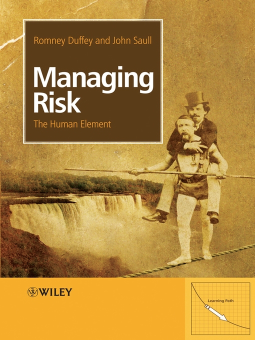 Title details for Managing Risk by Romney Beecher Duffey - Wait list