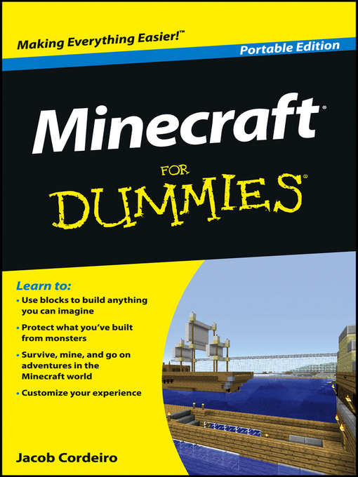 Title details for Minecraft For Dummies by Jacob Cordeiro - Available