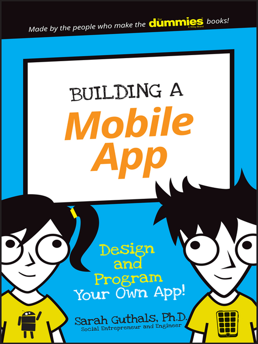 Cover of Building a Mobile App