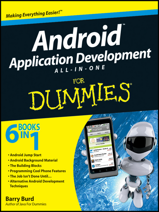 Android Application Development All In One For Dummies Leroy