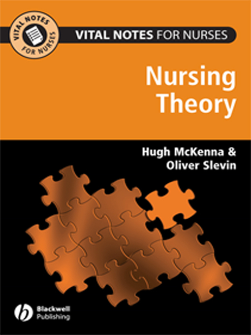 notes nursing and outcome theorist This is just a second year paper on a chosen nursing theory and nightingale began to observe and statistically record patient outcomes notes on nursing.