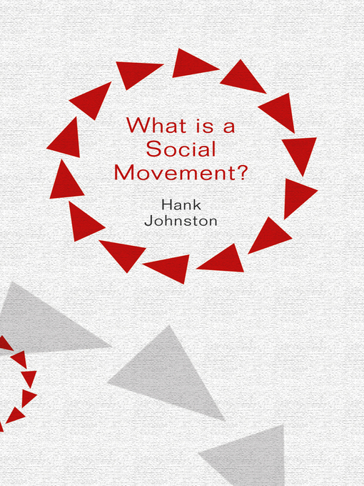 Cover of What is a Social Movement