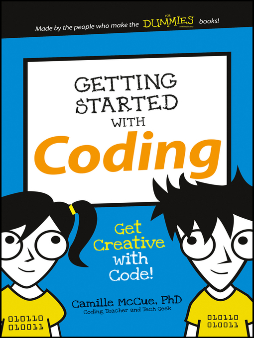 Title details for Getting Started with Coding by Camille McCue - Available