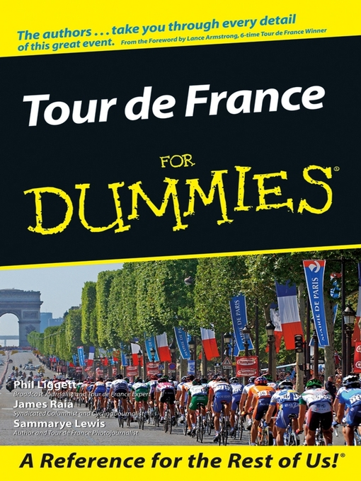 Title details for Tour De France For Dummies by Phil Liggett - Available