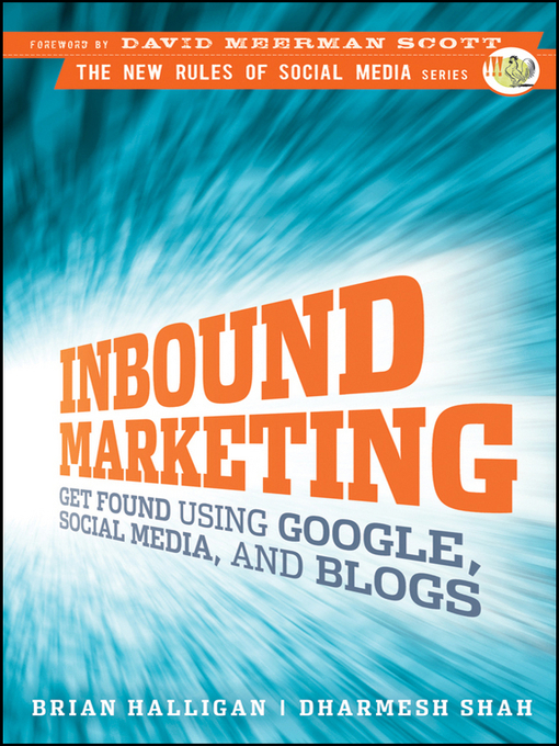 Title details for Inbound Marketing by Brian Halligan - Available