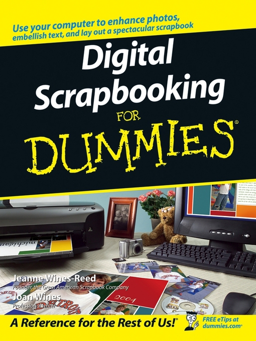 Title details for Digital Scrapbooking For Dummies by Jeanne Wines-Reed - Available