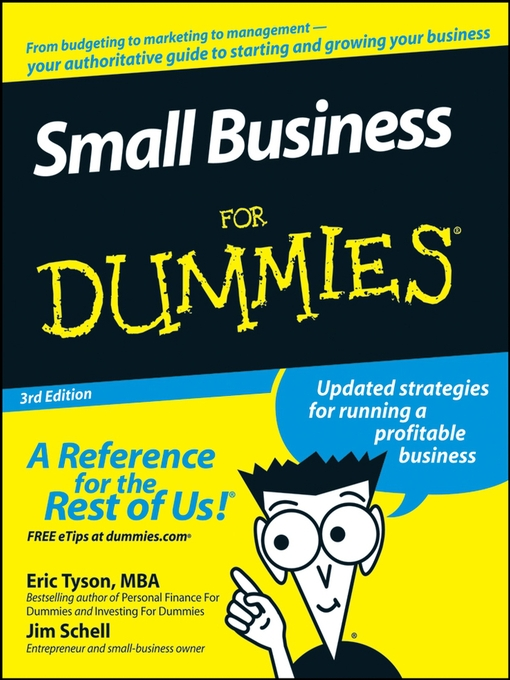 small business for dummies ok virtual library overdrive