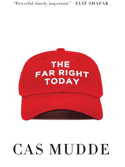 Cover of The Far Right Today