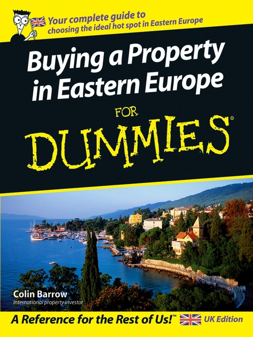 Title details for Buying a Property in Eastern Europe For Dummies by Colin Barrow - Available