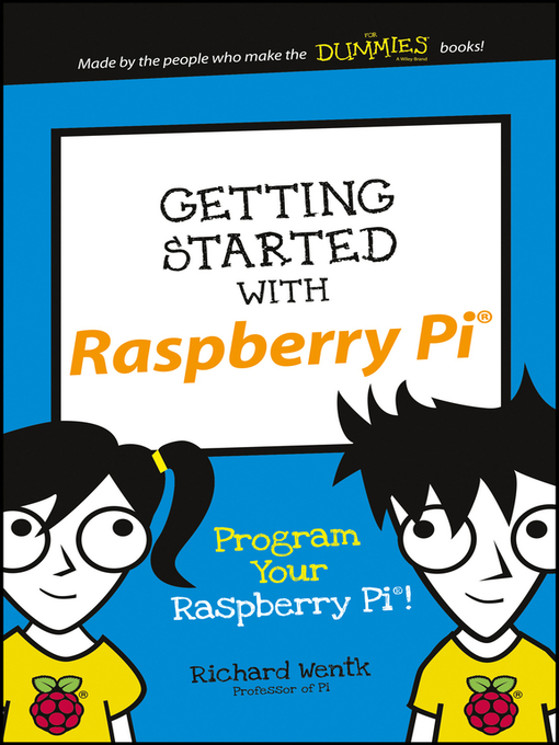 Cover of Getting Started with Raspberry Pi