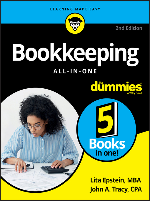 Title details for Bookkeeping All-in-One For Dummies by Lita Epstein - Wait list