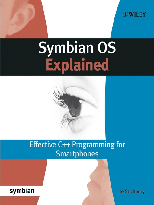 Title details for Symbian OS Explained by Jo Stichbury - Available