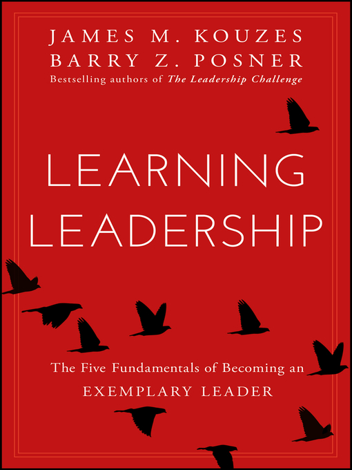 Cover of Learning Leadership