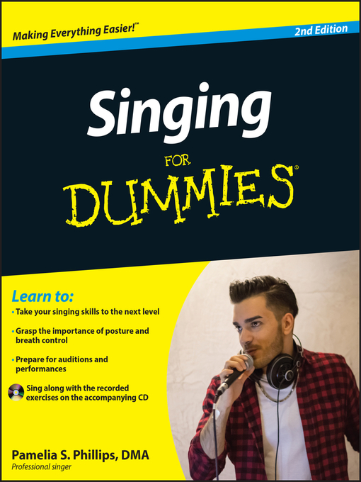 Title details for Singing For Dummies by Pamelia S. Phillips - Available
