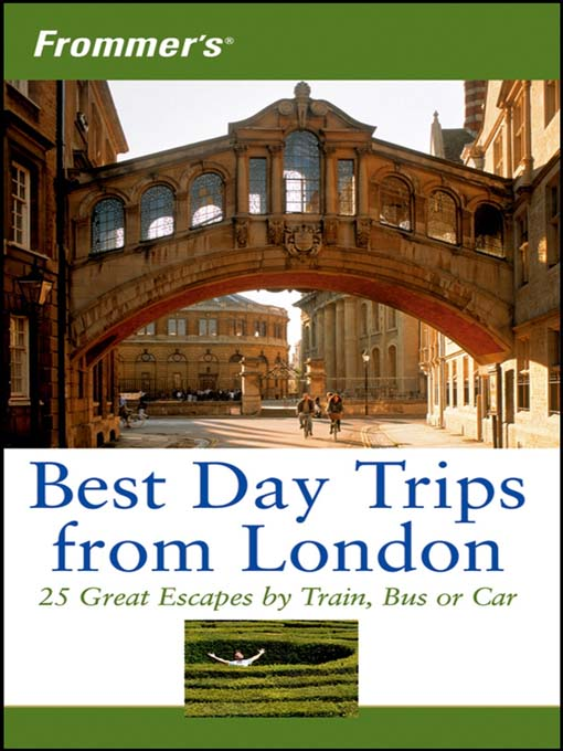 Title details for Frommer's Best Day Trips from London by Stephen Brewer - Available