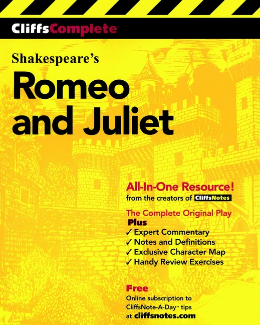 Title details for CliffsComplete<sup>TM</sup> Romeo and Juliet by Karin Jacobson - Available