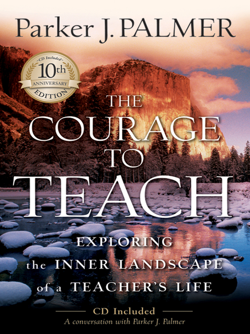 Cover of The Courage to Teach