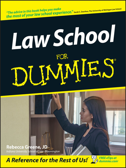 Title details for Law School For Dummies by Rebecca Fae Greene - Available
